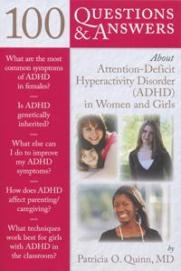 100 Questions and Answers about ADHD in Women and Girls