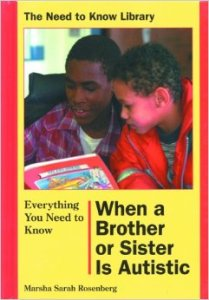When a brother or sister is autistic