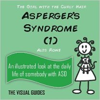 the girl with the curly hair aspergers