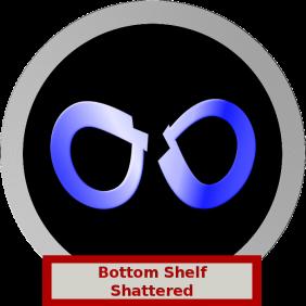 BottomShelfShattered